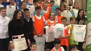 RUSADA specialists conducted a lesson on clean sport values