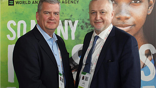 Yuri Ganus held negotiations and consultations with the heads of international anti-doping agencies and iNADO authorities